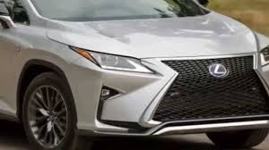 lexus rx300 edmunds 2016 lexus rx don u0027t give up your day job youtube