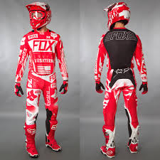 fox motocross gear combos fox motocross u0026 enduro mx combo fox flexair union red maciag
