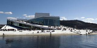 Opera House by Oslo Opera House Theatre Projects