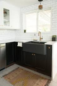 What To Look For In A Kitchen Faucet Tuxedo Kitchen Get The Look Room For Tuesday Blog