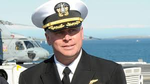 retired uss ronald reagan commander issued letter of censure in