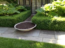 concrete planter gardens dirt simple june garden trends