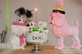 dog birthday party adorable dog themed birthday party pizzazzerie