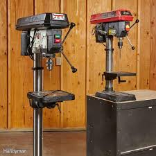 best drill press table 12 tips for drilling holes in metal the family handyman
