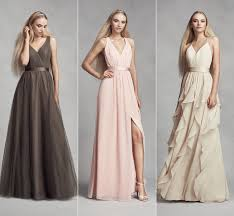 vera wang bridesmaid white by vera wang s 2017 bridesmaids dresses will keep