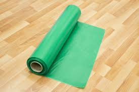 Best Underlayment For Laminate Flooring by Laying Vapor Barrier For Laminate Flooring
