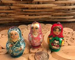 vintage russian doll etsy