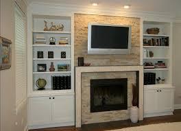diy built in cabinets around fireplace techethe com