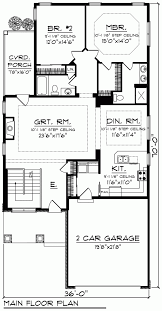 arts and crafts house plans designs plan collection bungalow
