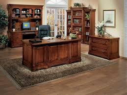 office 35 fabulous wooden home office desk design for