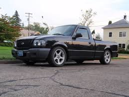 tire size for ford ranger pic request 4 5 drop on saleen wheels ranger forums the