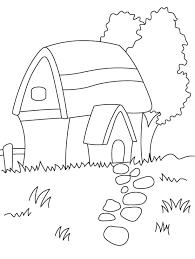 hut coloring download free hut coloring kids