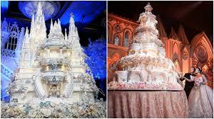wedding cake indonesia this bakery creates the worlds most elaborate wedding