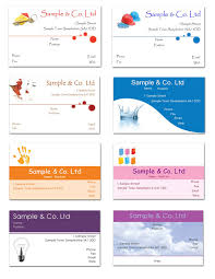 printed business cards printing easy print