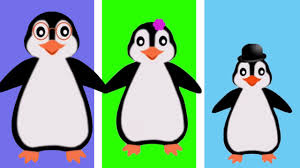 finger family penguins animation nursery rhyme children cartoon
