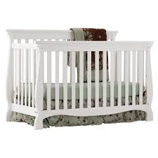 Storkcraft 3 In 1 Convertible Crib by Craft Carrara 4 In 1 Fixed Side Convertible Crib