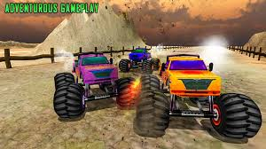 monster truck drag racing games monster truck perfect gear shift racing game android apps on