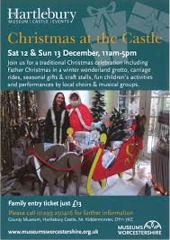 christmas events visit wyre forest bewdley kidderminster