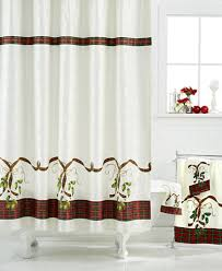 Dressed To Thrill Shower Curtain Shower Curtains Macy U0027s