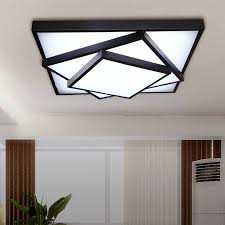 Diy Ceiling Light by Aliexpress Com Buy Square Led Ceiling Light Modern Brief Diy
