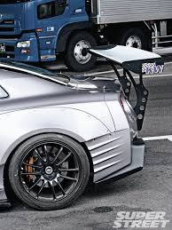 Nissan Gtr R35 - 2010 nissan gt r r35 something wicked this way comes photo