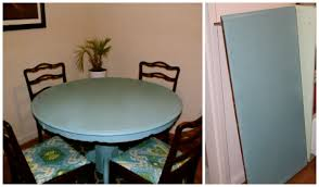 How To Paint A Table by Painting A Dining Room Table Home Planning Ideas 2017