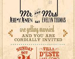 wedding gorgeous vintage wedding invitation templates to design