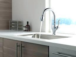 Touch Sensitive Kitchen Faucet Delta Touchless Kitchen Faucet Deltas Touch Sensitive Faucet Does