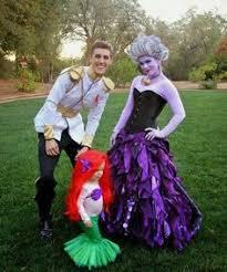 Halloween Costumes Prince 22 Couples Halloween Costume Ideas Prince Eric Ariel
