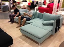 ikea livingroom furniture ikea soderhamn sofa review apt ideas living rooms and room