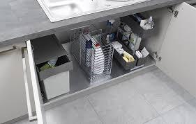 evier de cuisine avec meuble rangement meuble sous evier cuisinez pour maigrir