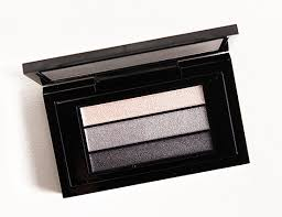 black friday mac mac smoky black friday veluxe pearlfusion shadow trio review