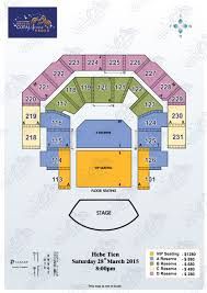 Arena Floor Plans by S H E Concert Titled