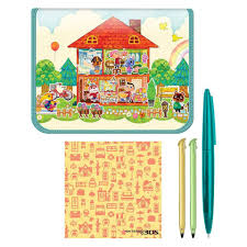 animal crossing happy home designer kit for nintendo 3ds