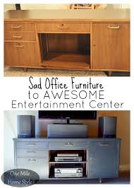 Entertainment Center Credenza Office Furniture To Home Entertainment Center