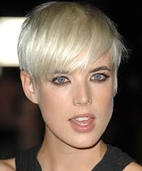 short hairstyles for round faces and thin hair hair style and