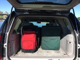 gmc yukon trunk space phoenix car rental chevy tahoes and gmc yukons for rent
