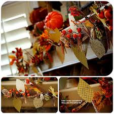 20 thankful garlands and gratitude tree crafts for november
