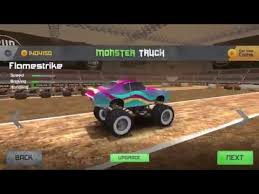 monster truck race android apps google play