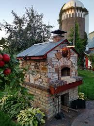 casa home pizza oven outdoor installation gallery forno bravo