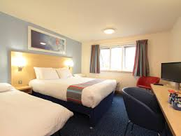 Kings Cross Hotel London Travelodge - Travelodge london family room