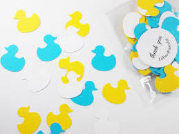 duck decorations duck party decoration duck confetti birthday party baby shower