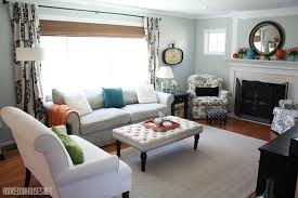 my family room makeover putting it all together hooked on houses