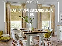 how to hang curtains like a pro home decor expert