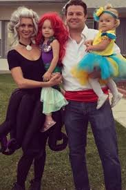 Softball Halloween Costumes Mermaid Family Halloween Costume Halloween