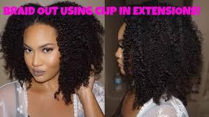 braid out natural hair braid out tutorial on natural hair foto video