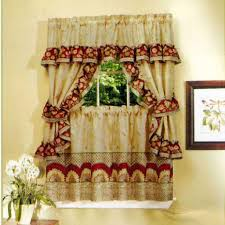 Country Style Kitchen Curtains And Valances Wayfair Valances Country Curtains Valances Country Style Curtains