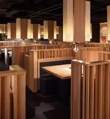 matsumoto restaurant design by golucci international design