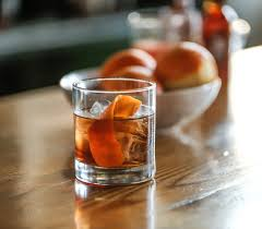 old fashioned cocktail fall cocktails with old forester