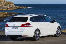 peugeot wagon 2015 peugeot 308 allure touring review practical motoring